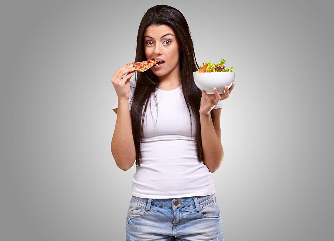 Σας παχαίνει το στρες; Η διατροφή που θα διώξει τα περιττά κιλά