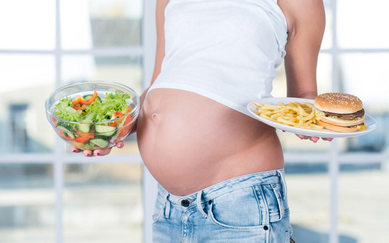 Κύηση: Ποιες τροφές προστατεύουν από την υπέρταση