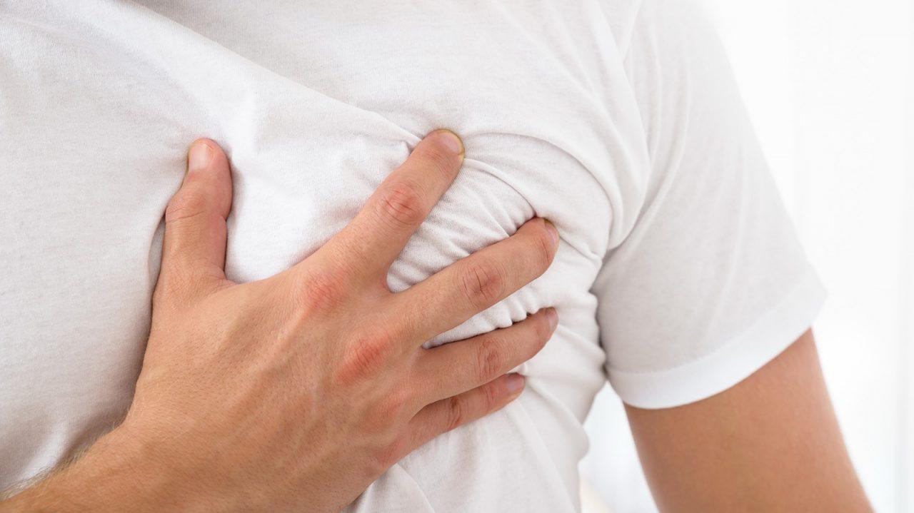 Έμφραγμα: Αναγνωρίστε τα συμπτώματα και σώστε ζωές