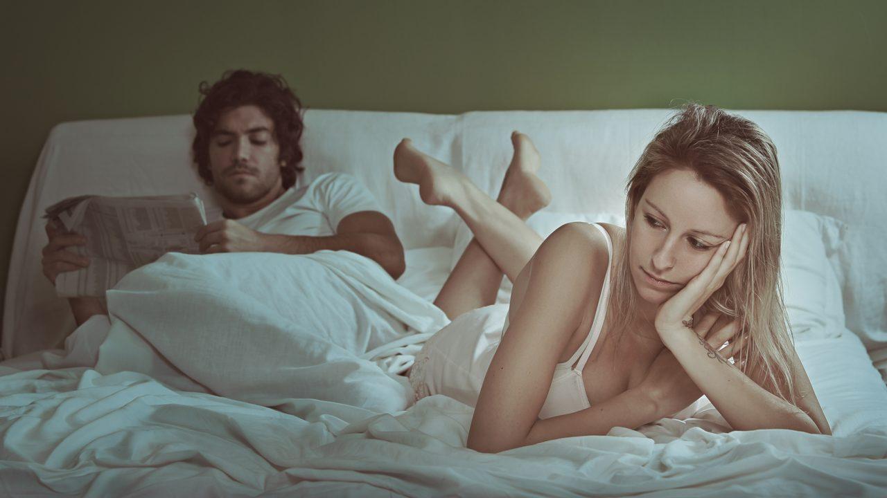 Σεξ: Πέντε λόγοι που χάνεται η απόλαυση