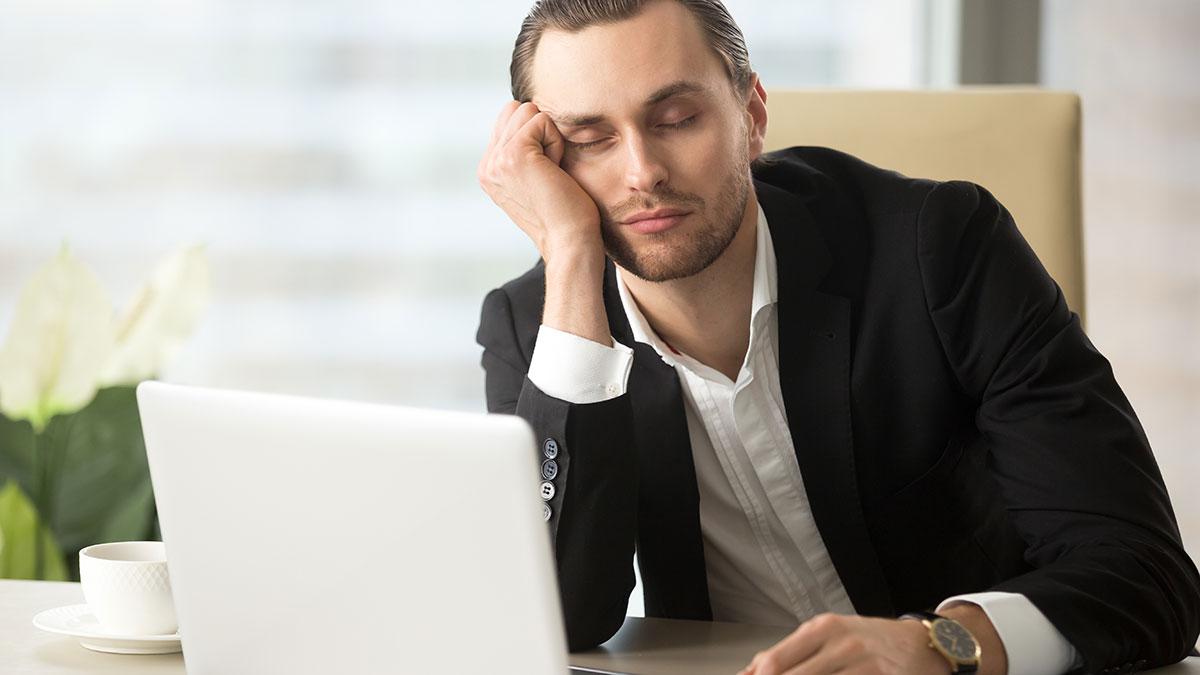 Αυτοί είναι οι πέντε λόγοι που νιώθετε κουρασμένοι όλη την ώρα