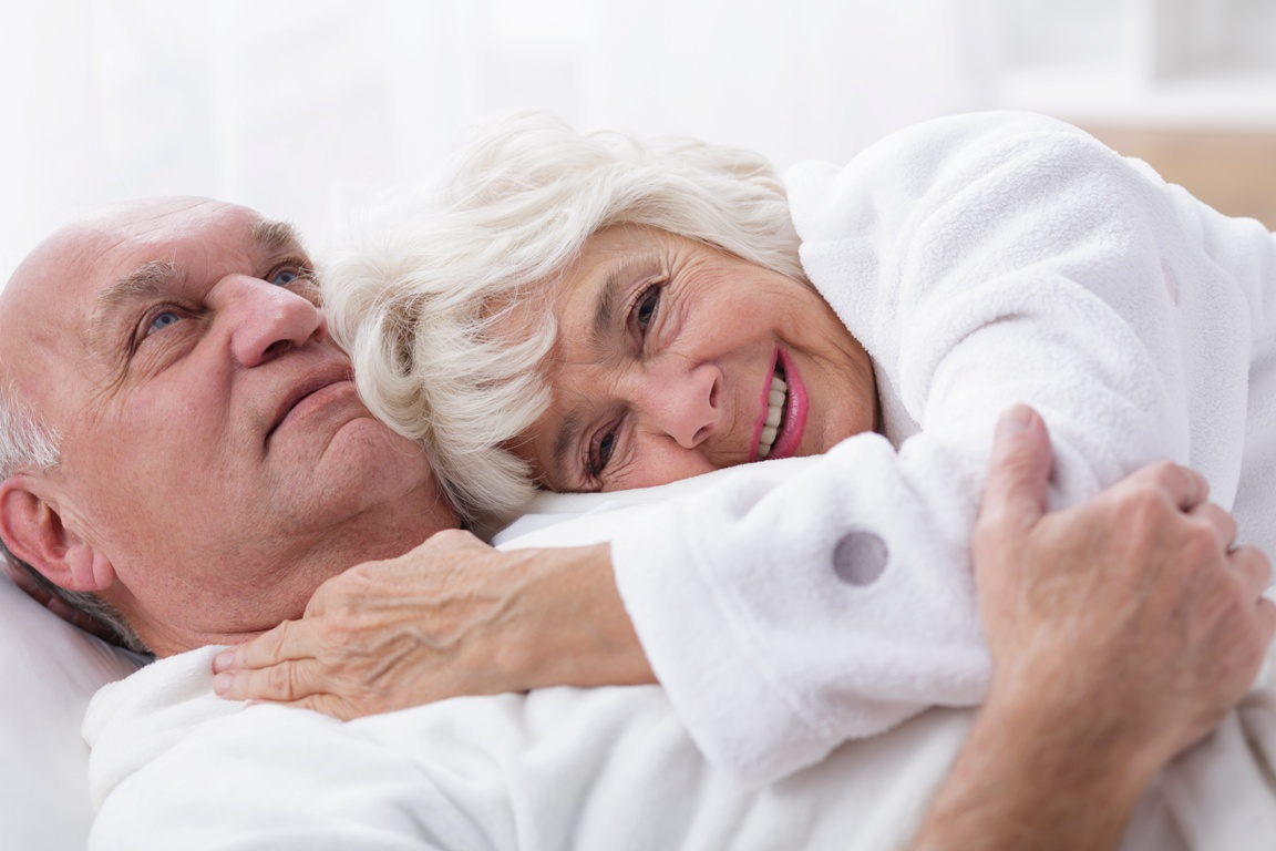 Σεξ μετά τα 60: Ξεπερνώντας τα εμπόδια