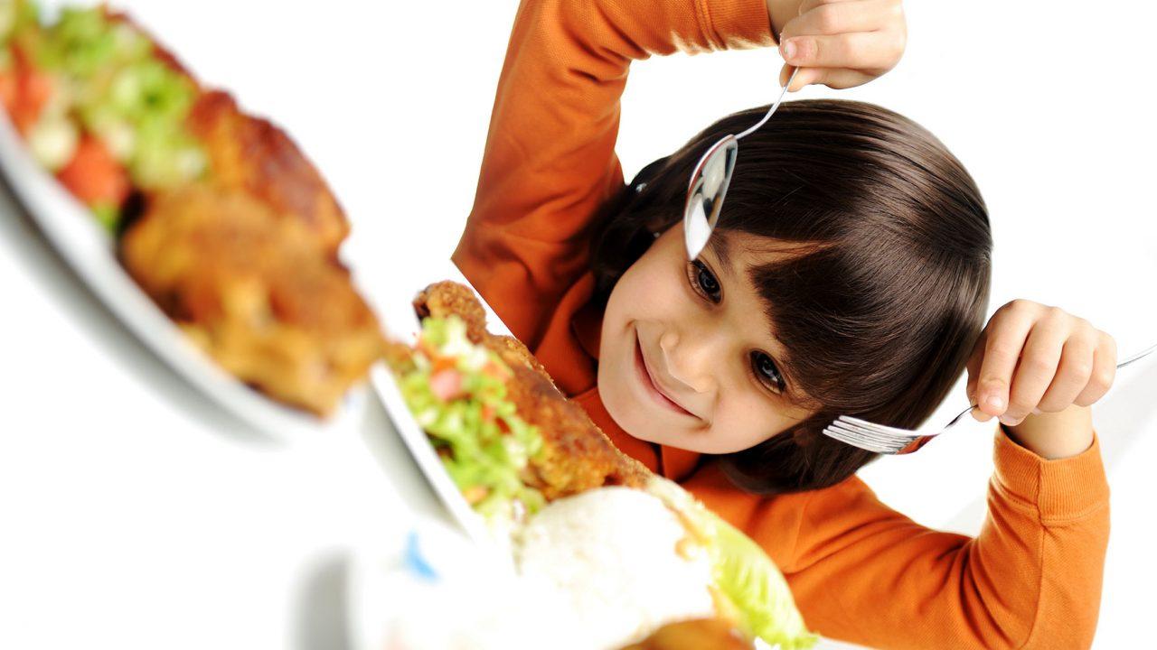 Η σωστή διατροφή των παιδιών δεν θέλει κόπο, θέλει τρόπο