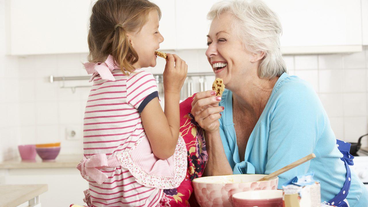 Ελληνίδα γιαγιά: Η καλύτερη γιαγιά του κόσμου!