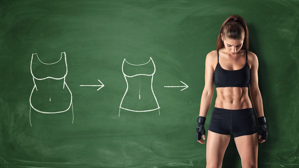 Να γιατί όταν κάνουμε δίαιτα τα πρώτα κιλά χάνονται ευκολότερα και μετά κολλάμε