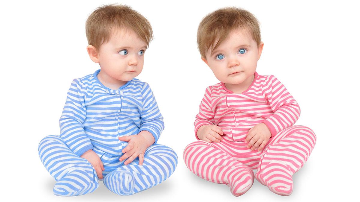 Δίδυμος αδελφός ή αδελφή; Τι αλλάζει για την υγεία του κοριτσιού