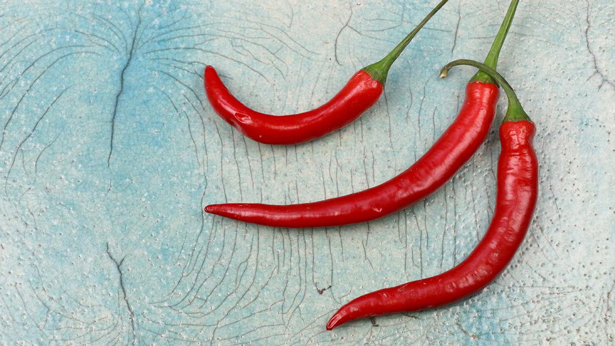Οι καυτερές πιπεριές εμποδίζουν τη μετάσταση του καρκίνου