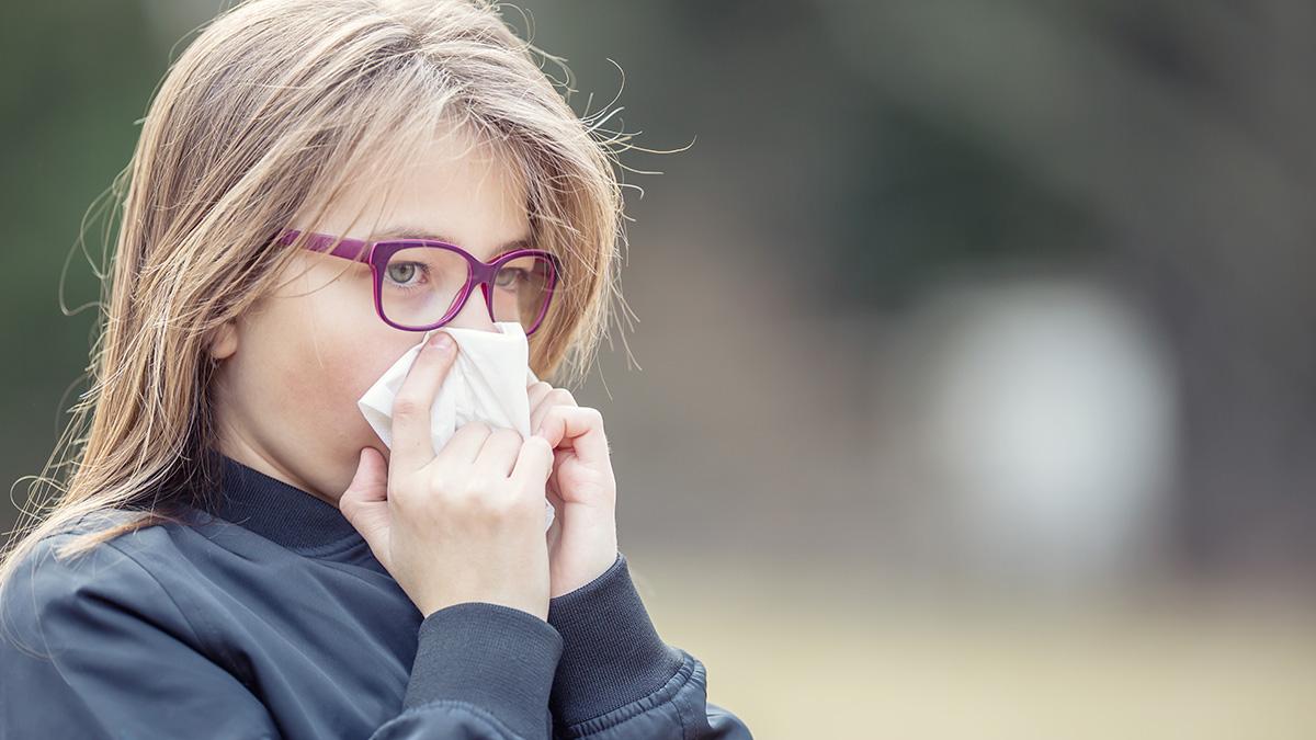 Παιδί και Αλλεργίες: Όλοι οι τρόποι για να το προφυλάξουμε