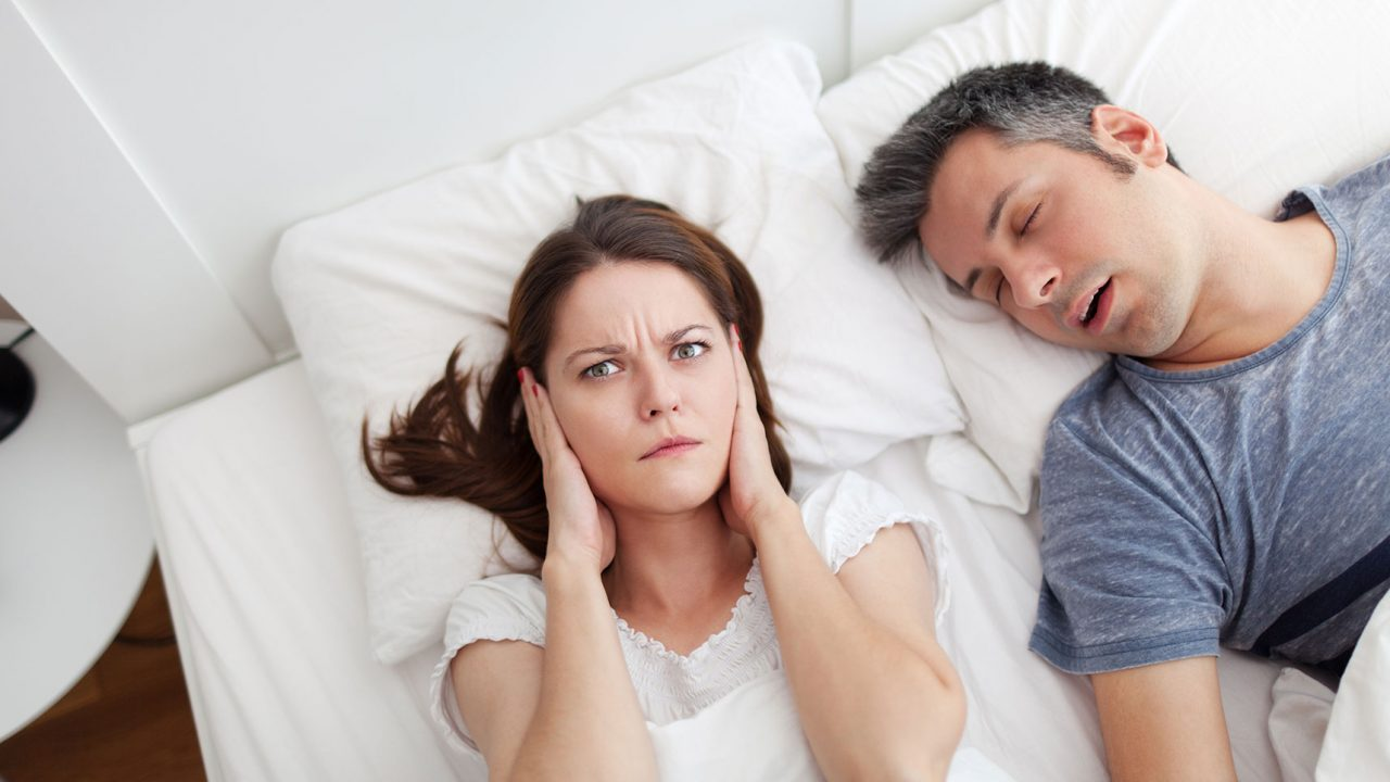Υπνική άπνοια: H στοματική συσκευή που την καταπολεμά