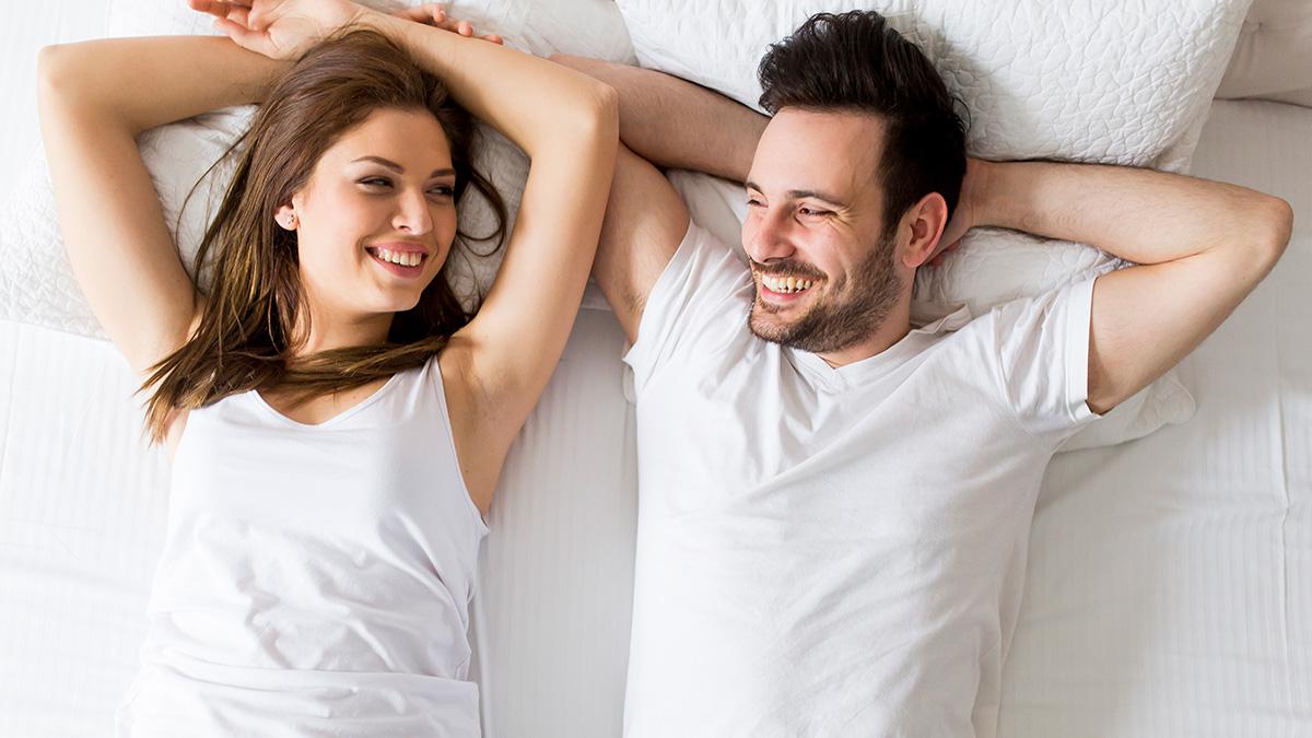 Σεξ: To τέλειο αντίδοτο στο στρες
