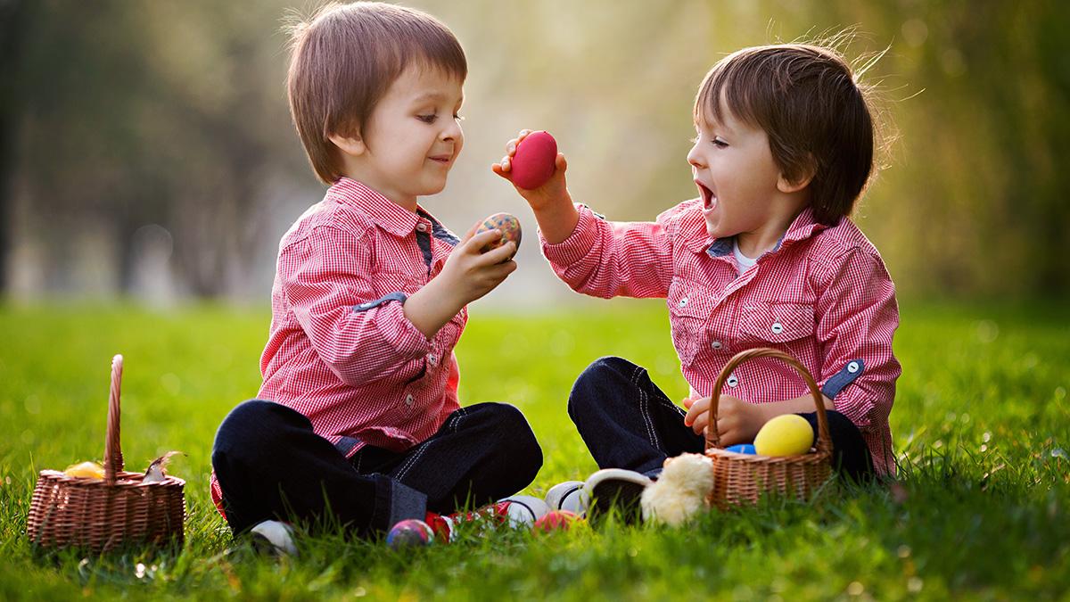 Πώς εξηγούμε στα μικρά παιδιά το Πάσχα