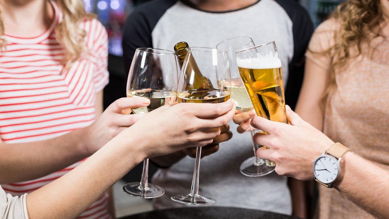 Αλκοόλ: Σημαντική ανακάλυψη από Έλληνες ερευνητές