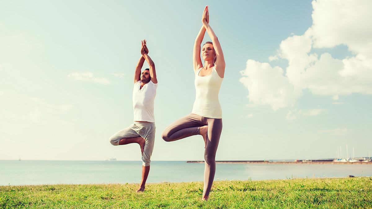 Έξι ασκήσεις γιόγκα για ευεξία και αποτοξίνωση