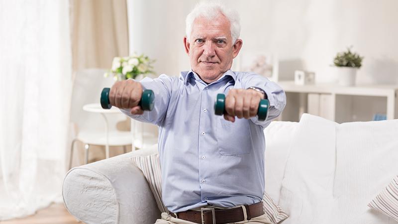 Αυτές οι ασκήσεις μας προφυλάσσουν από την οστεοπόρωση