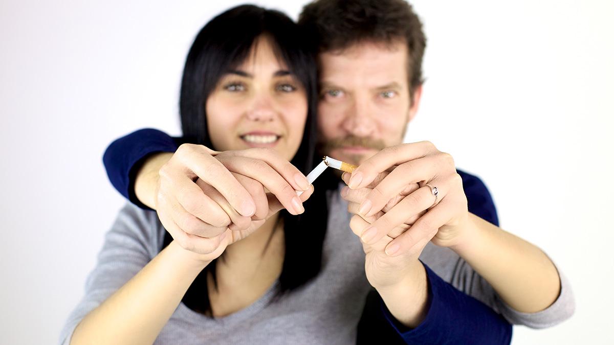 Διακοπή καπνίσματος: Τελικά παχαίνει ή όχι;