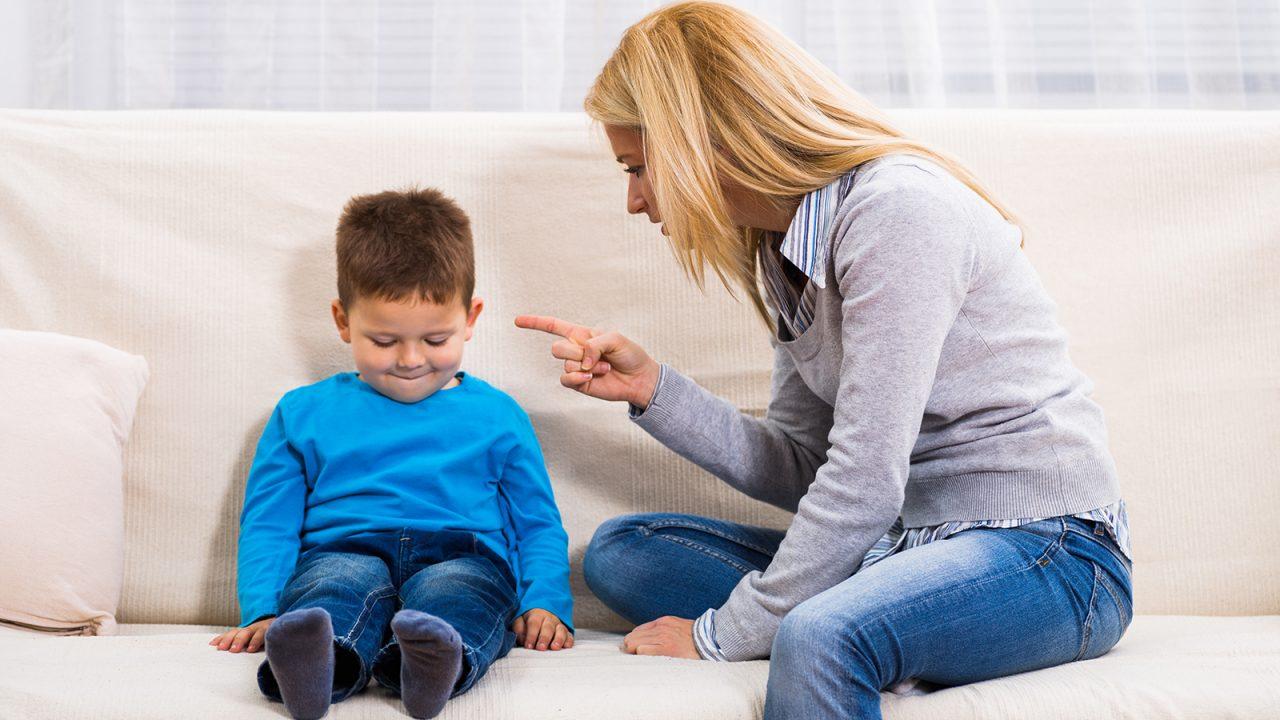 Τι κάνουμε όταν το παιδί μας αντιμιλά