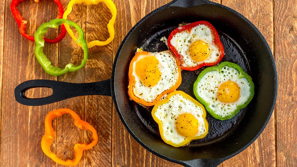 Αυτά τα αβγά έχουν τις περισσότερες θερμίδες