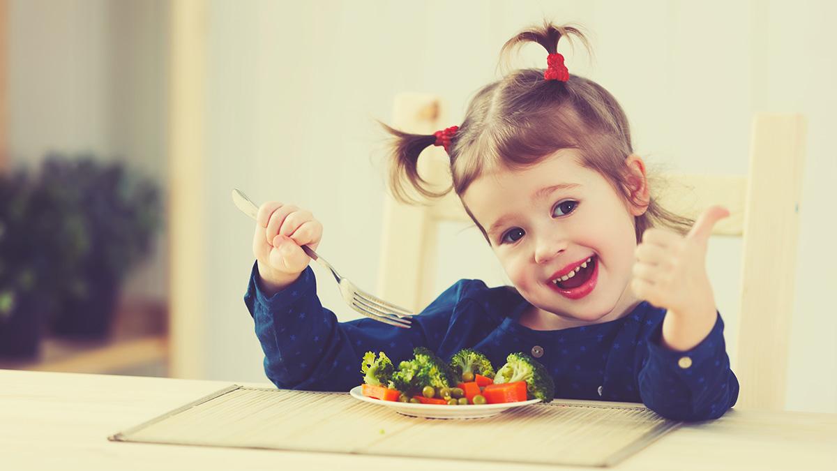 Tips για τη σωστή διατροφή του παιδιού