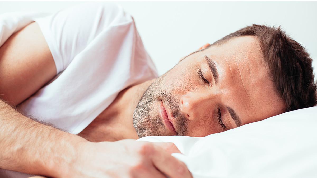 Υπνική άπνοια: Αρκούν 8′ την ημέρα για την πρόληψη της νόσου
