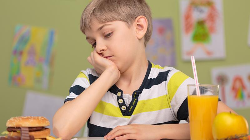 Το μικροβίωμα του εντέρου μπορεί να παχαίνει το παιδί