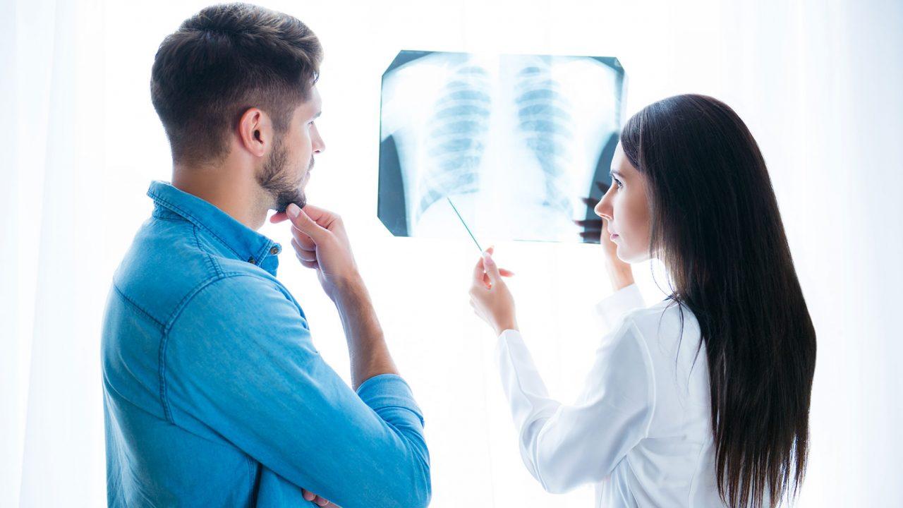 Καρκίνος του πνεύμονα: Τι πρέπει να γνωρίζω