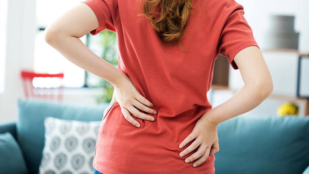 Πόνος στη μέση: Η Νο1 κίνηση που προφυλάσσει