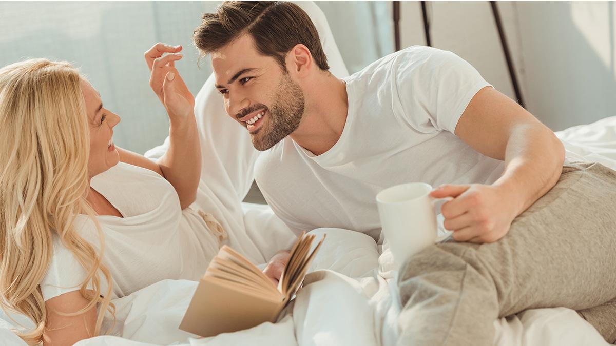 Σεξ: Ποια είναι η συχνότητα που προστατεύει την καρδιά των ανδρών