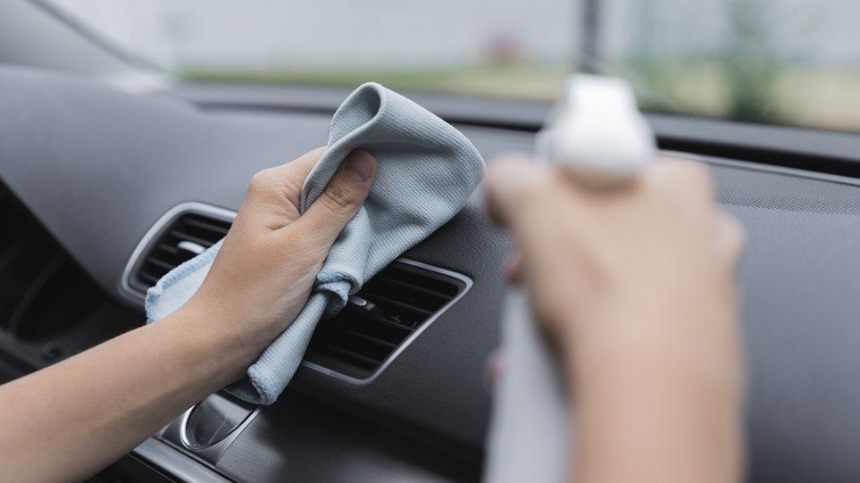 Κορωνοϊός: Τι να κάνουμε όταν μπαίνουμε στο αυτοκίνητό μας για να μείνουμε ασφαλείς