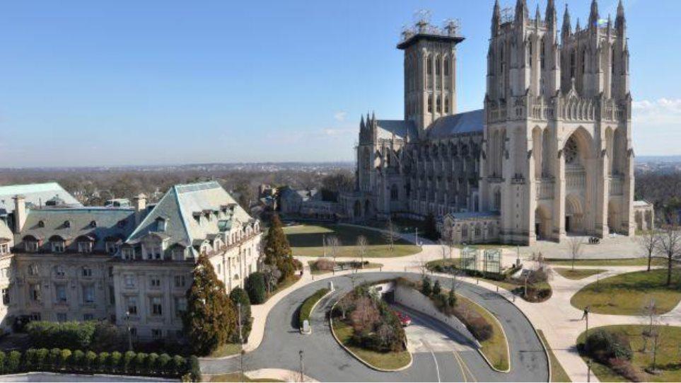 Κορωνοϊός: 5.000 μάσκες σε κρύπτη στον Καθεδρικό της Ουάσινγκτον