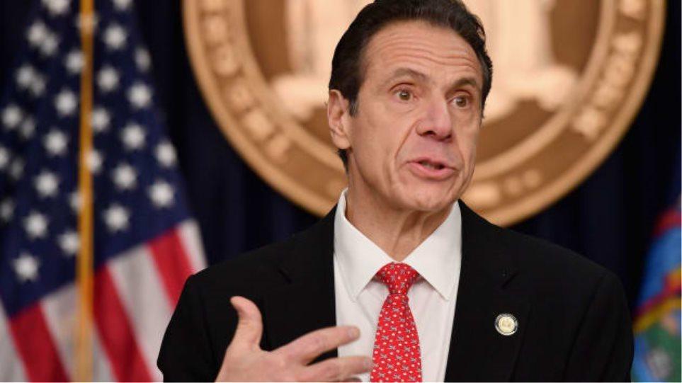 Κορωνοϊός – Κυβερνήτης Νέας Υόρκης: Είμαστε σε πόλεμο, χρειαζόμαστε βοήθεια