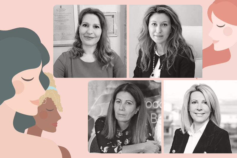 Ημέρα της Γυναίκας – Τέσσερις Γυναίκες της Πρώτης Γραμμής μιλούν στο ygeiamou και το marie claire
