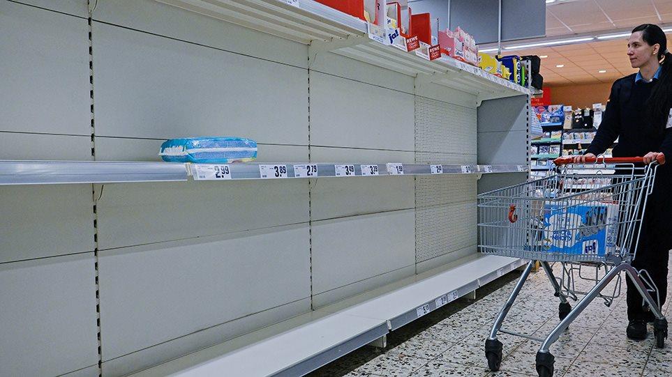 Κορωνοϊος: Προειδοποιήσεις για διατροφικές ελλείψεις διεθνώς από ΟΗΕ, ΠΟΥ και ΠΟΕ