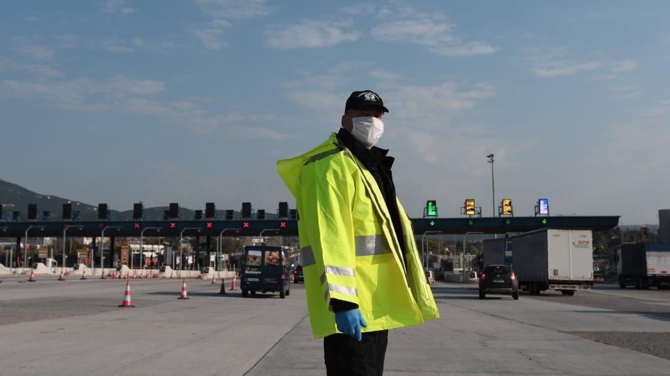 Απαγόρευση κυκλοφορίας – Πρόστιμα: Πάνω από 50 «300άρια» σε μία ημέρα για μετακινήσεις εκτός νομού