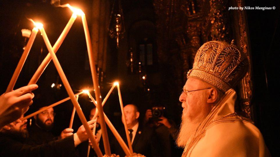 Οικουμενικός Πατριάρχης Βαρθολομαίος προς τους νέους: Να γίνει ευκαιρία αγάπης η πανδημία φόβου