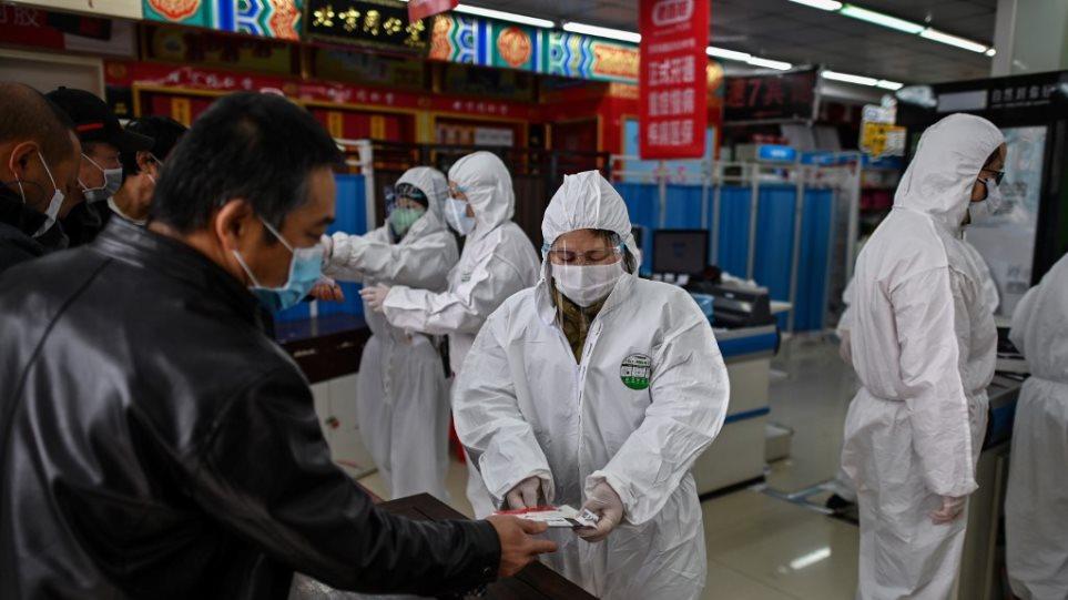 Κορωνοϊός – Κίνα: Κανένας θάνατος, μόλις 11 νέα κρούσματα