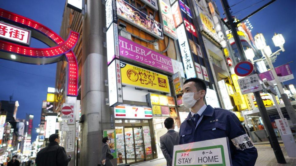 Κορωνοϊός – Ιαπωνία: Ανησυχία ΠΟΥ για την εξάπλωση του ιού στη χώρα