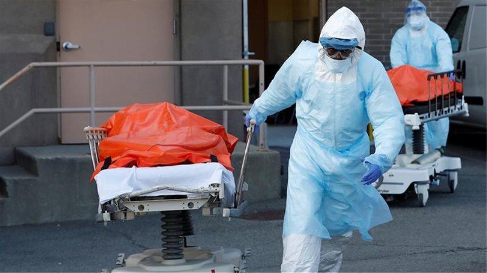 Κορωνοϊός στις ΗΠΑ: 40 φορές περισσότερα τα κρούσματα στο Λος Άντζελες