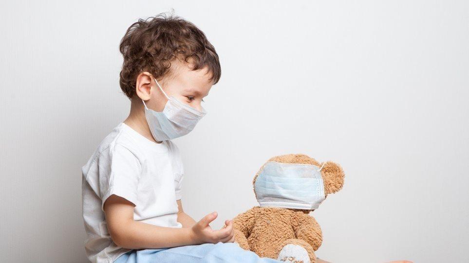 Κορωνοϊός: Τα χαρακτηριστικά της μόλυνσης σε παιδιά
