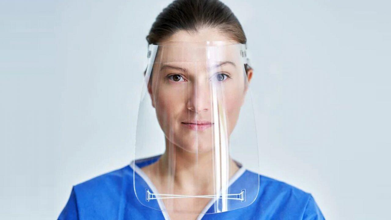 Κορωνοϊός – Ασπίδες προσώπου: Πιο αποτελεσματικές από τις μάσκες για προστασία;