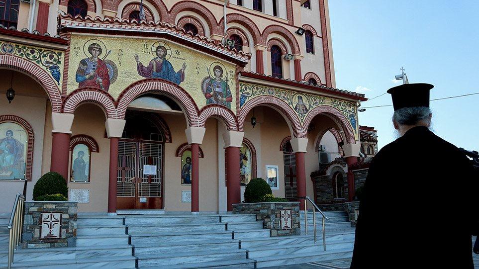 Ανοίγουν οι εκκλησίες για λειτουργίες και τελετές