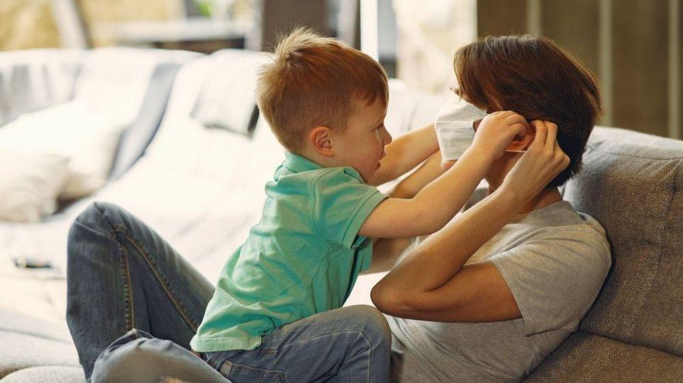 Διαδικτυακή συνάντηση για γονείς: «Παιδιά και έφηβοι στις μέρες του #ΜΕΝΟΥΜΕΣΠΙΤΙ»