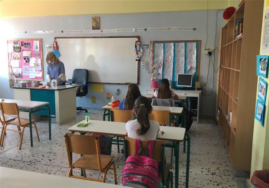 Κορωνοϊός – Σχολείο: Πώς θα επιστρέψει με ασφάλεια το παιδί στην τάξη