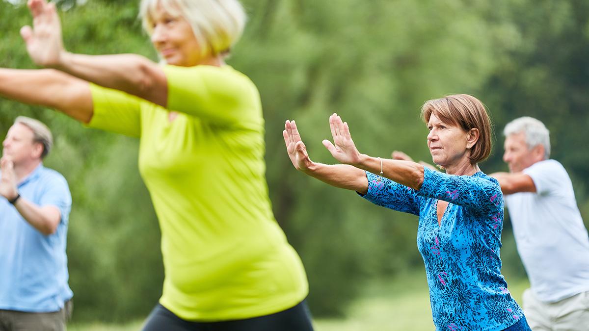 Η άσκηση για καλύτερη ισορροπία και διάθεση μετά από έμφραγμα