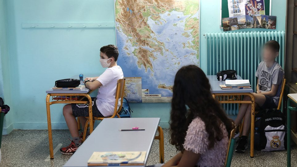 Ελληνική Παιδιατρική Εταιρία για μάσκα στα παιδιά: 9 απαντήσεις