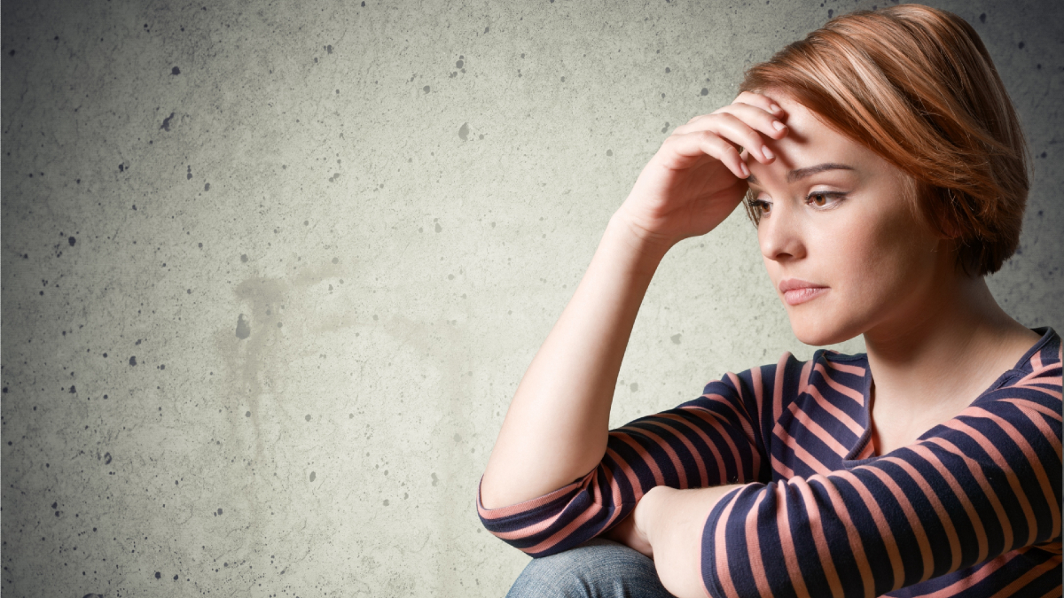 Κατάθλιψη: Πόσο αυξάνει τον κίνδυνο να χάσουμε το μυαλό μας
