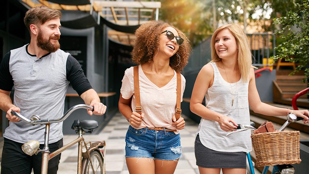 Ποδήλατο ή περπάτημα; Τι παραπάνω κερδίζουν όσοι επιλέγουν το πρώτο