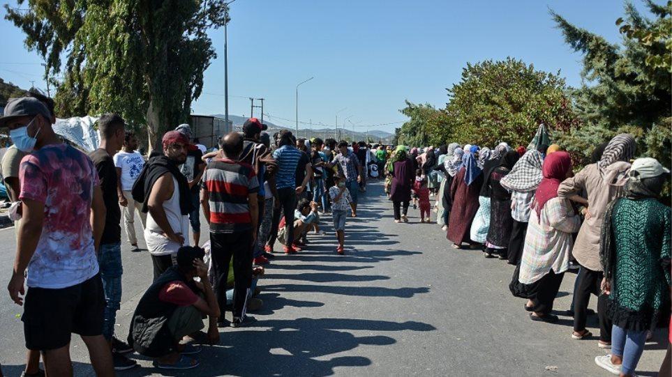 Κορωνοϊός: 243 κρούσματα εντοπίστηκαν στον Καρά Τεπέ – Θα συμπεριληφθούν στη σημερινή ενημέρωση του ΕΟΔΥ