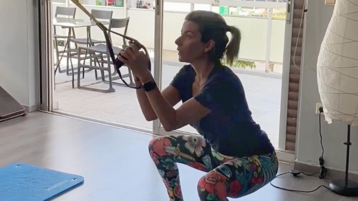 TRX: Τέσσερις ασκήσεις για δυνατούς μύες – Η πιο αποτελεσματική προπόνηση