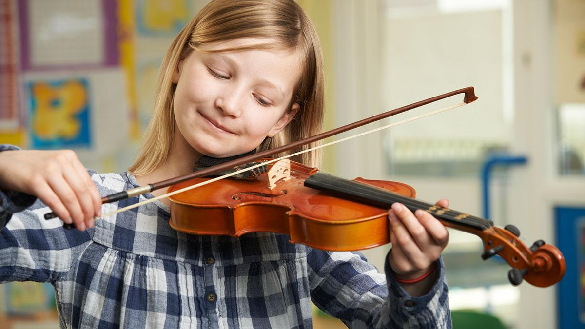 Τι κερδίζουν τα παιδιά που μαθαίνουν μουσική