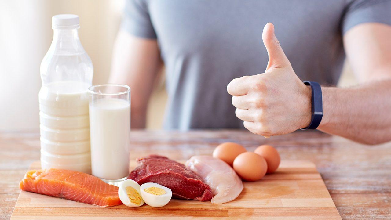 Αυγά στο πρωινό και άλλοι τρεις τρόποι να αυξήσετε την πρόσληψη πρωτεϊνών